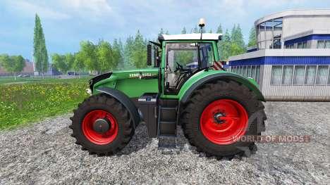 Fendt 1050 Vario v3.7 para Farming Simulator 2015