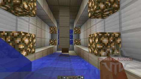 Underwater Resort para Minecraft