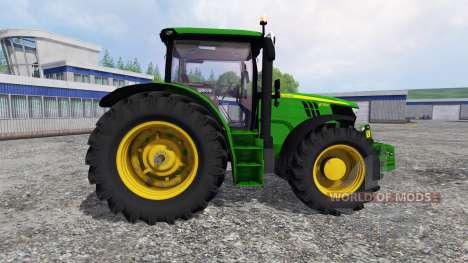 John Deere 6170R v2.3 para Farming Simulator 2015