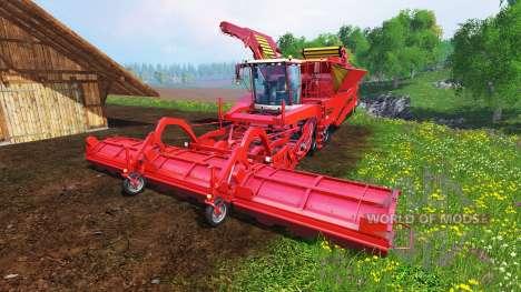 Grimme Tectron 415 v1.4 para Farming Simulator 2015