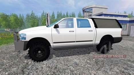 Ford Pickup v4.0 para Farming Simulator 2015