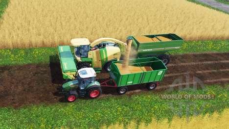 Horsch Titan 44 UW para Farming Simulator 2015