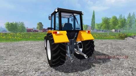 Renault 106.54 para Farming Simulator 2015