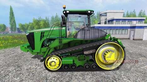 John Deere 9560RT v1.1 para Farming Simulator 2015