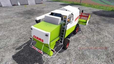 CLAAS Lexion 430 v1.2 para Farming Simulator 2015