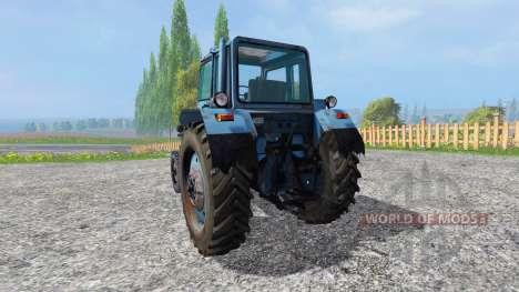 MTZ-80 LITROS DE 1976 para Farming Simulator 2015
