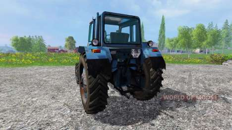 MTZ-L para Farming Simulator 2015