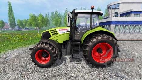 CLAAS Axion 830 para Farming Simulator 2015