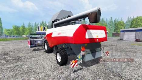 ACROS 530 v1.2 para Farming Simulator 2015