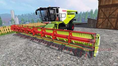 CLAAS Lexion 780TT v1.1 para Farming Simulator 2015