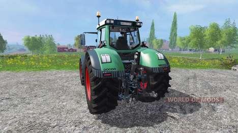Fendt 1050 Vario [grip] para Farming Simulator 2015