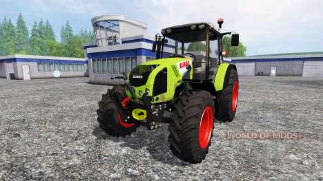 CLAAS Axos 340 CX para Farming Simulator 2015