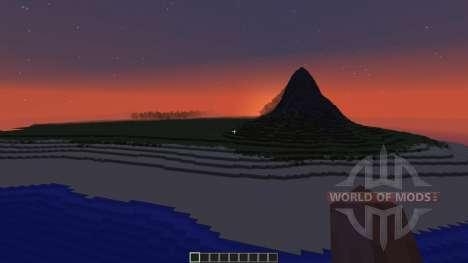 The Island Of jarkadt para Minecraft