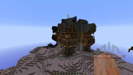 Halloween Manor para Minecraft