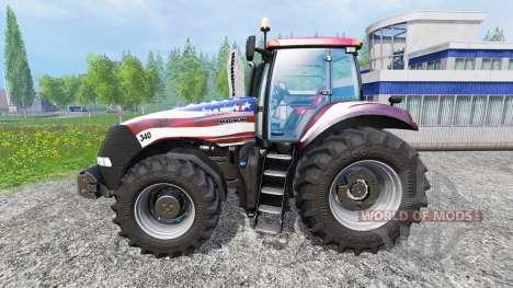 Case IH Magnum CVX 340 [stars stripes] para Farming Simulator 2015