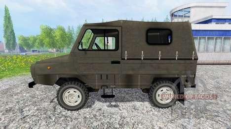 LuAZ-M para Farming Simulator 2015