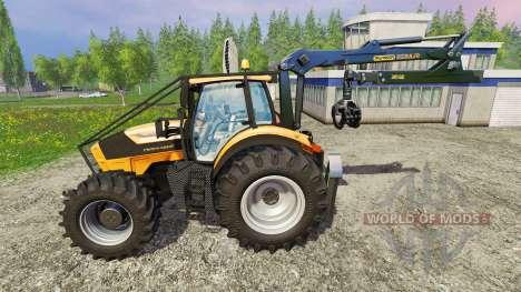 Deutz-Fahr Agrotron 7250 TTV [forestry] para Farming Simulator 2015