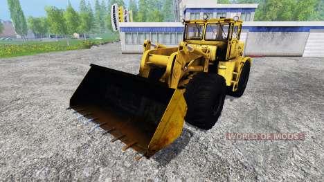 K-701 kirovec [pack] para Farming Simulator 2015