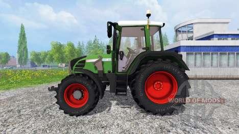 Fendt 312 Vario TMS v1.2 para Farming Simulator 2015