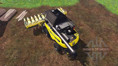 New Holland CR90.75 [Yellow Bull] para Farming Simulator 2015