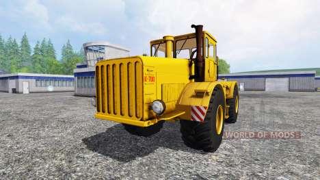 K-700 Kirovets para Farming Simulator 2015