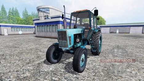 MTZ-100 para Farming Simulator 2015