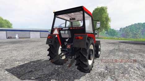 Zetor 5340 v2.0 para Farming Simulator 2015