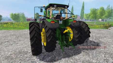 John Deere 8530 [USA] para Farming Simulator 2015