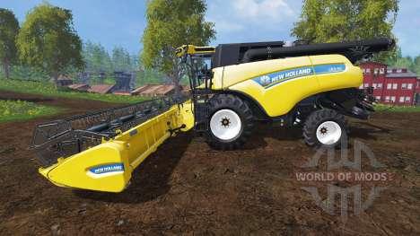 New Holland CR9.90 para Farming Simulator 2015