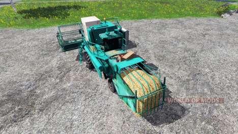 Yenisei-1200 para Farming Simulator 2015