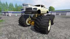 PickUp Monster Truck [super diesel]