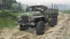 Ural-375 [08.11.15] para Spin Tires