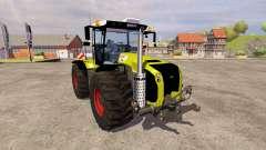 CLAAS Xerion 5000 Trac VC v2.1 para Farming Simulator 2013