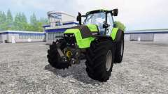 Deutz-Fahr Agrotron 7250 TTV v3.6