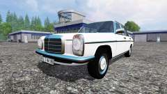 Mercedes-Benz 200D (W115) 1973