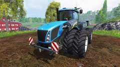 New Holland T9.670 DuelWheel v2.0.1 para Farming Simulator 2015