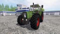 Fendt Favorit 611 LSA v2.1 para Farming Simulator 2015
