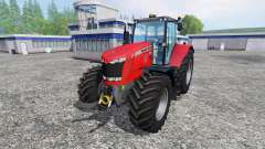 Massey Ferguson 7626 v1.5 para Farming Simulator 2015