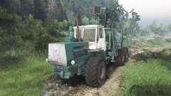 T-150K HTZ [verde] [08.11.15] para Spin Tires