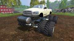 PickUp Monster Truck