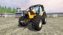 Deutz-Fahr Agrotron 7250 TTV [forestry]