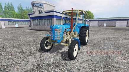 Zetor 4011 v0.2 para Farming Simulator 2015