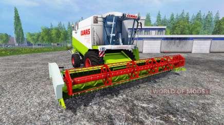 CLAAS Lexion 460 v1.2.1 para Farming Simulator 2015