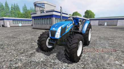 New Holland T4.75 [no roof] para Farming Simulator 2015