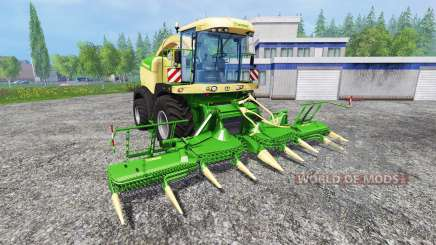 Krone Big X 580 v1.0 para Farming Simulator 2015
