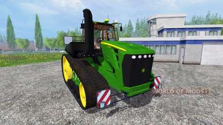 John Deere 9630T v2.0 para Farming Simulator 2015