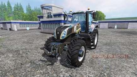 New Holland T8.435 [camo] para Farming Simulator 2015