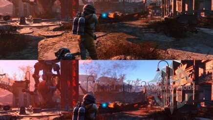 Enhanced Wasteland Preset para Fallout 4