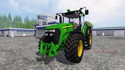 John Deere 7730 [new gear] para Farming Simulator 2015