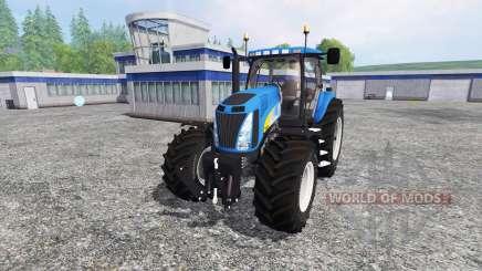 New Holland T8020 v4.0 para Farming Simulator 2015
